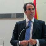 MD of Goldman Sachs Spain & Portugal speaking at the Opening Ceremony